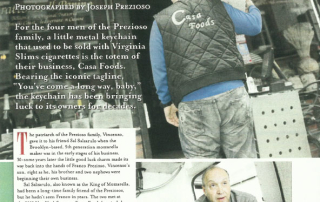 casa foods featured in magazine