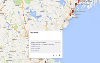 Casa Foods Expanding into Maine