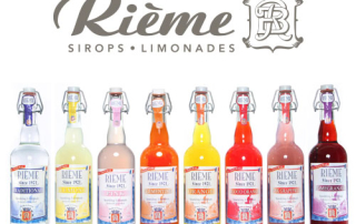 CasaFoods is proud to announce that we now distribute Rieme Limonades